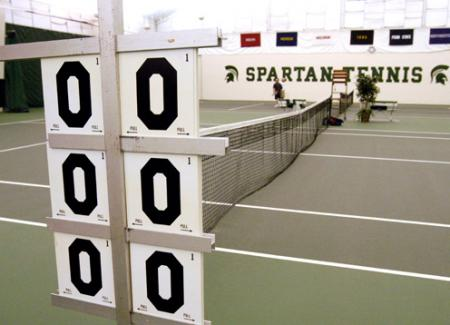 Tennis Court Score Board